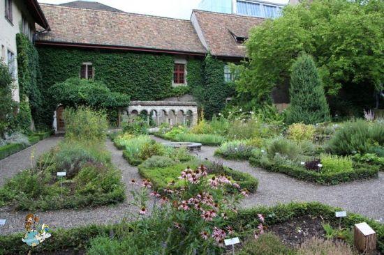 Jardín botánico Allerheiligen