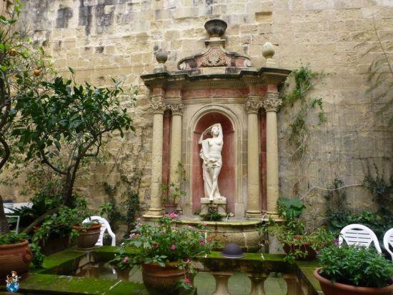Jardín Casa Rocca Piccola