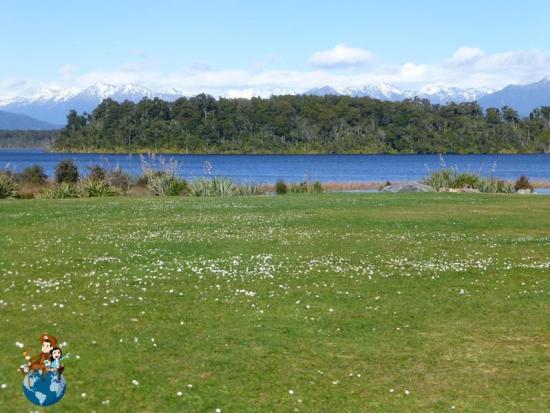 Lago Mahinapua - Nueva Zelanda