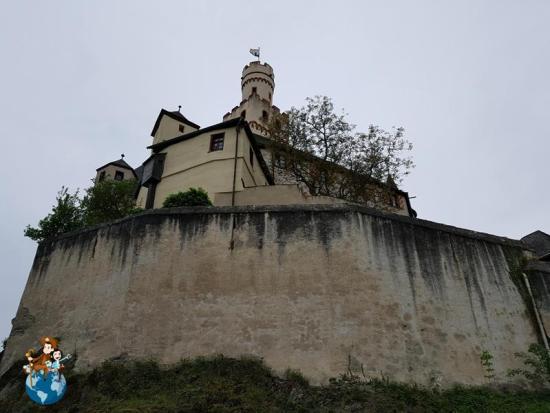 Castillo de Marksburg - Braubach