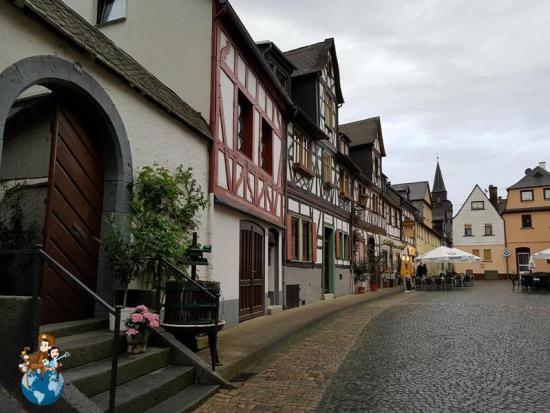 Markplatz - Braubach