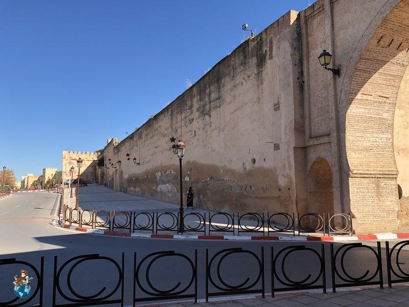 Murallas de Meknes