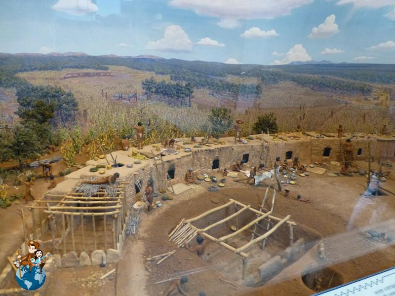 Museo arqueológico de Chapin Mesa Verde