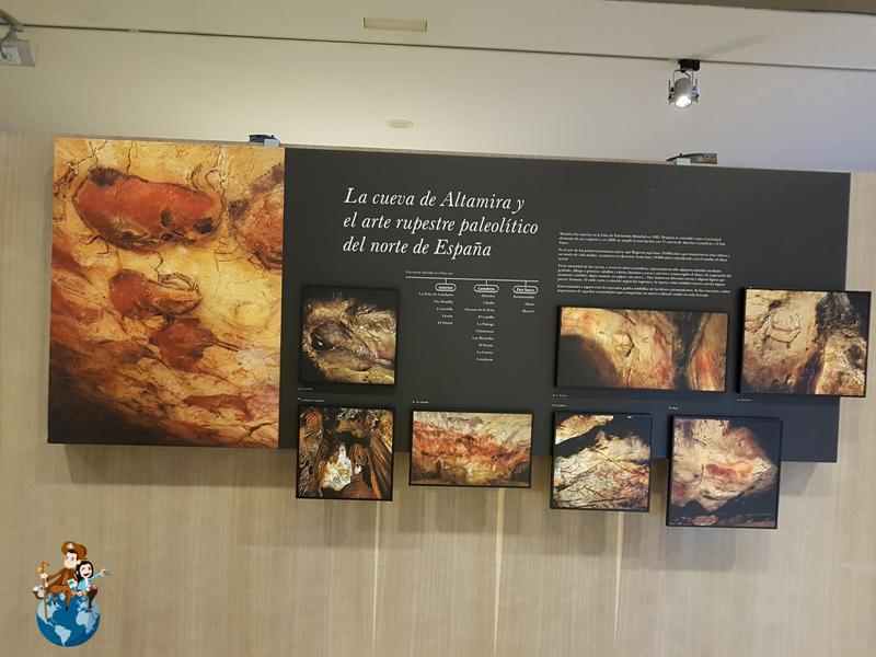 Museo de Altamira - Santillana del Mar