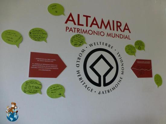 Cueva de Altamira - Patrimonio Mundial de la Humanidad