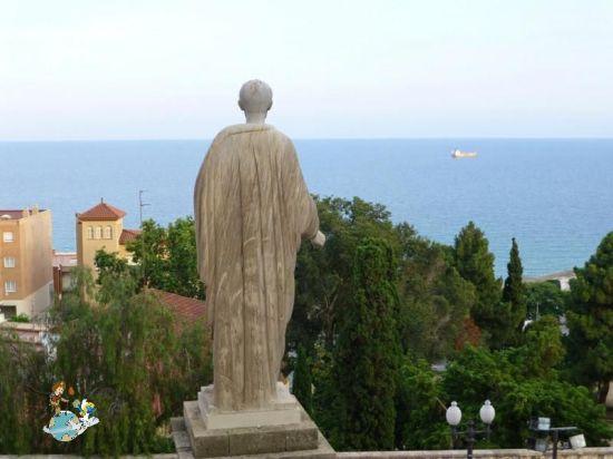 Mar Mediterraneo desde Tarragona