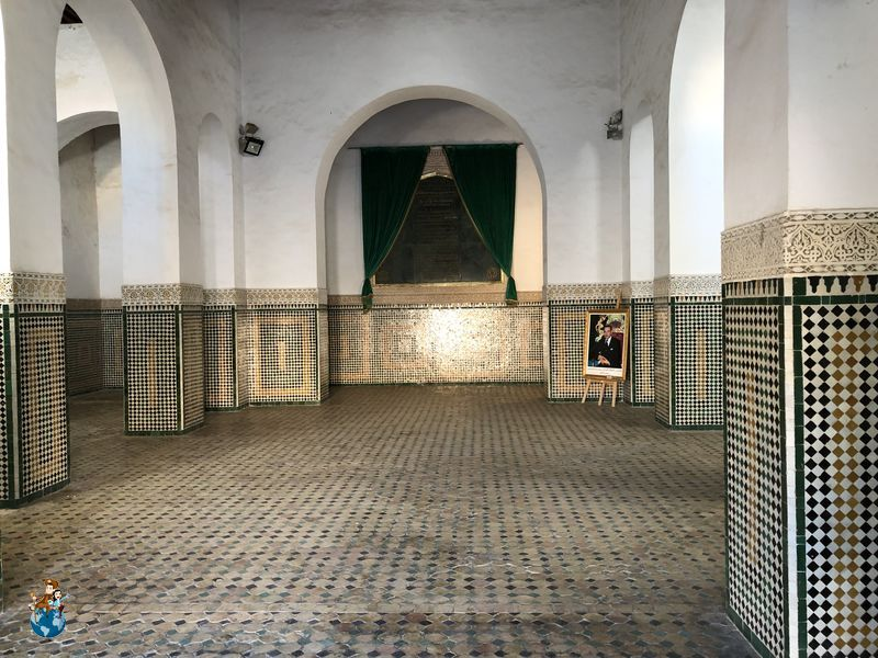 Pabellón de los embajadores - Meknes