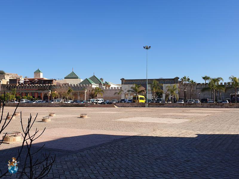 Ciudad imperial de Meknes