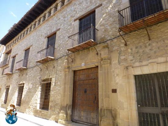 Palacio Villasegura - Rubielos de Mora