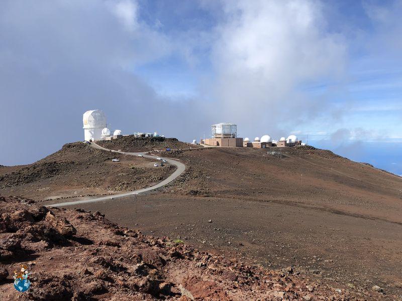 Observatorio Parque Nacional deHaleakalā