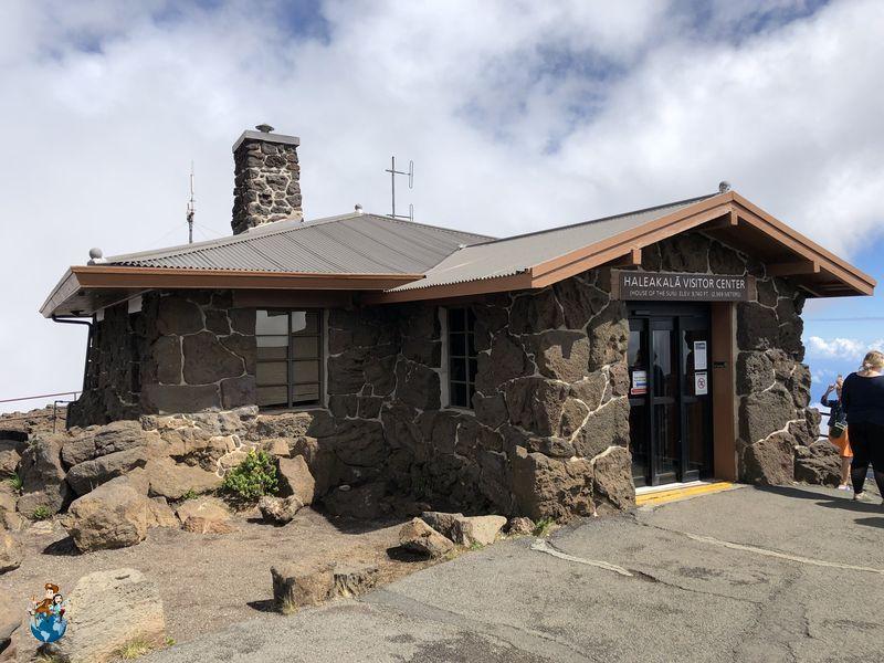 Centro de Visitandes del Parque Nacional deHaleakalā