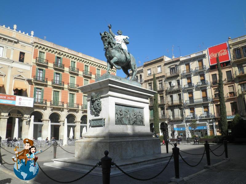 Plaza Prim de Reus