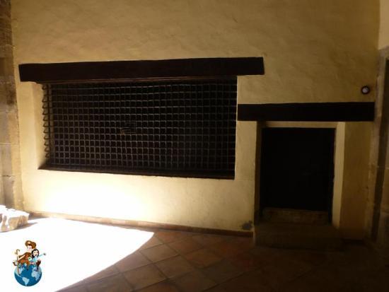 Prisión de la Casa consistorial de Rubielos de Mora