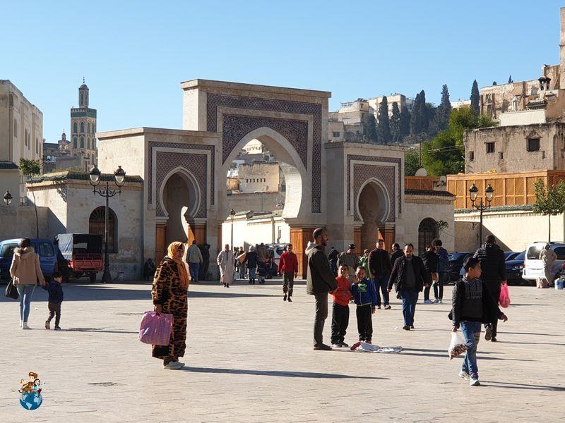 Puerta Bab Rsif