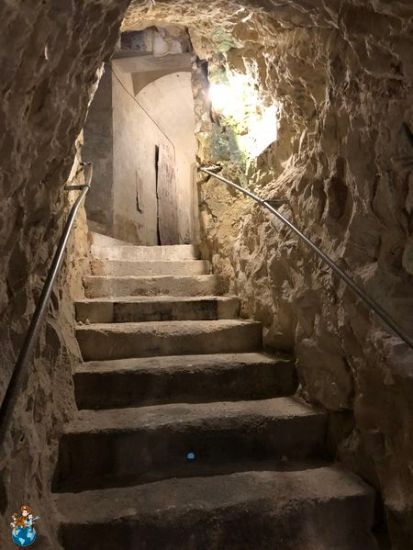 Refugios antiaéreos Casa Rocca Piccola