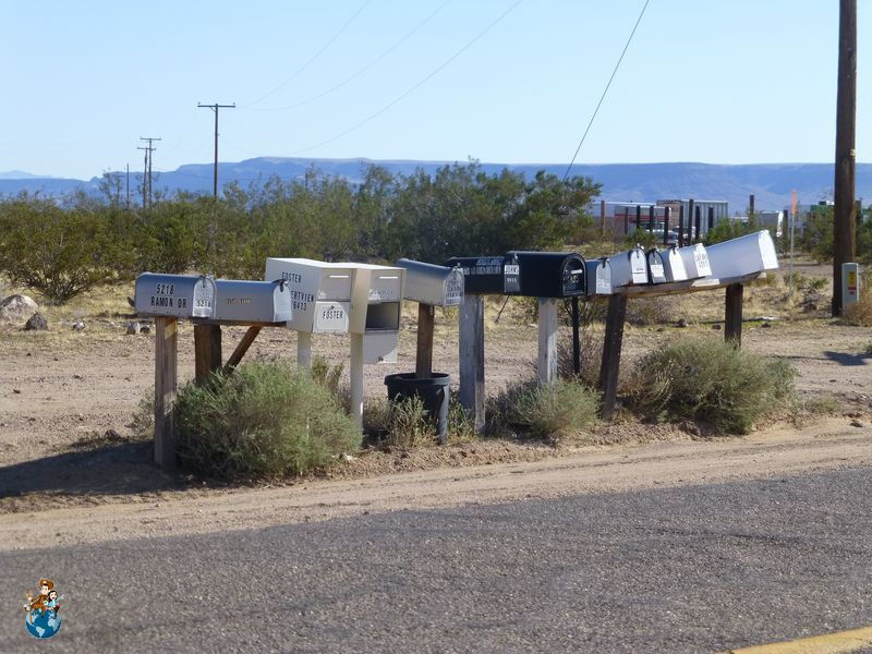 Ruta 66 - Arizona