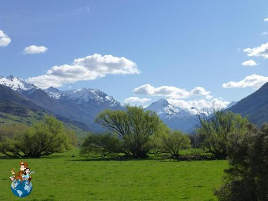 Camino desde Franz Josef a Wanaka