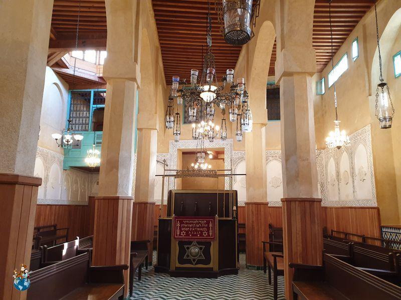 Sinagoga Al Fassiyine