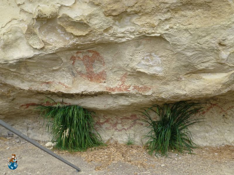 Takiroa Rock Art Site