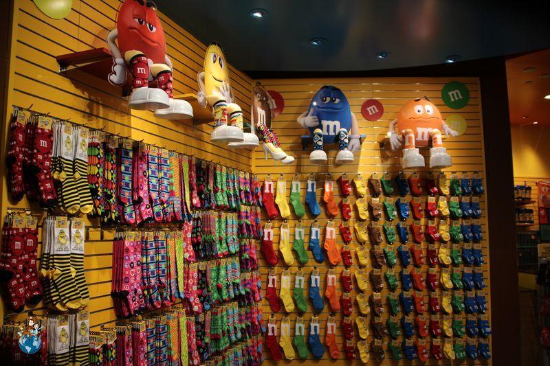 Tienda M&M's Las Vegas