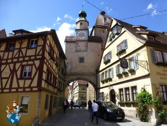 Torre de San Marcos - Rothenburg ob der Tauber