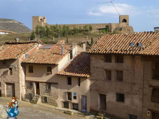 Torres de la muralla - Mora de Rubielos