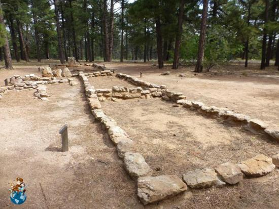 Walhalla Glades Pueblo - Zona Norte Gran Cañón