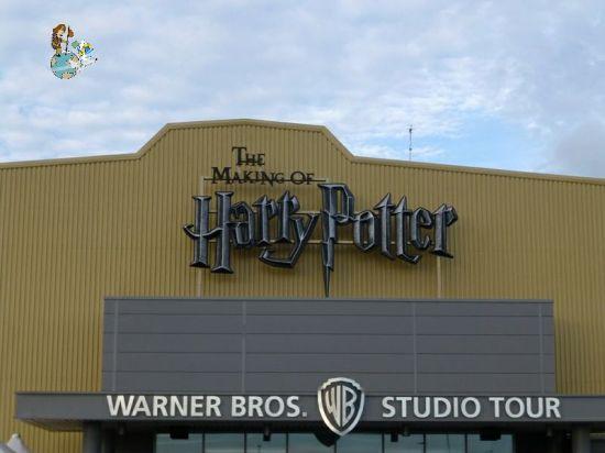 Warner Bros Studios Londres