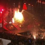 Pyrotechnics in Kansas City!