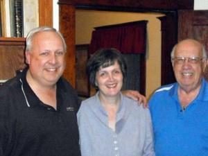 Dad, Mom, and Grandpa