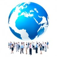 Global call forwarding - International toll free numbers