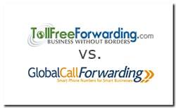 TollFreeForwarding.com vs. GlobalCallForwarding.com