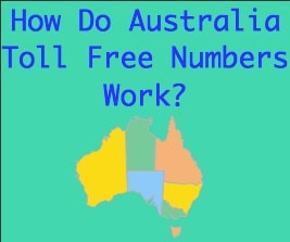 ustralia Toll Free Numbers- Picture
