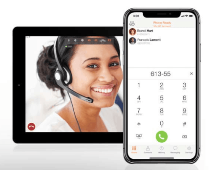 Best VoIP Softphone for iPhone Users – CallForwarding