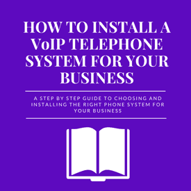 how to install a VoIP telephone system for your business