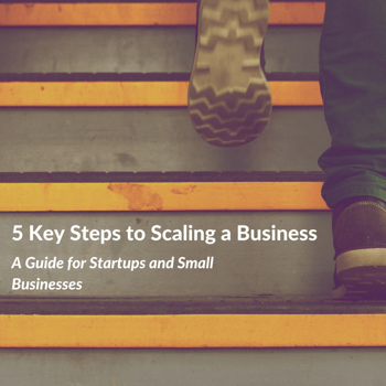 5 Key steps to scaling a business