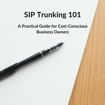SIP Trunking 101 - Guide for Business Owners