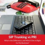 SIP Trunking vs PRI - What's the Difference?