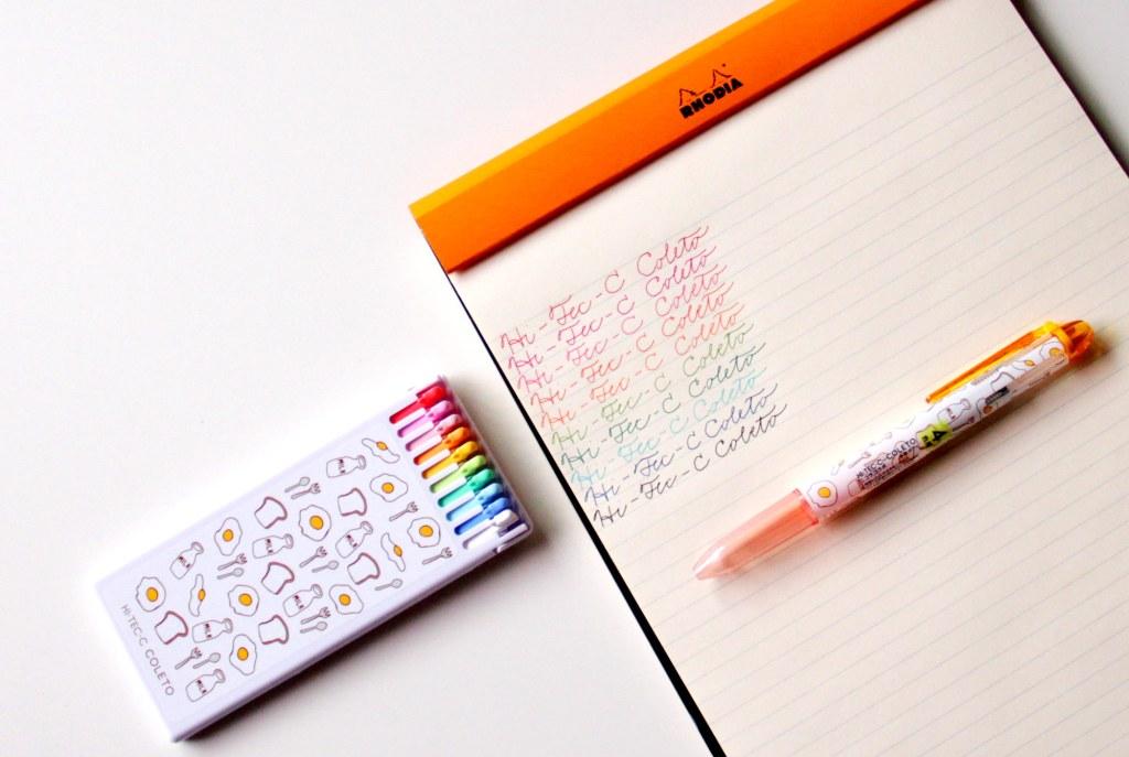 Okaeri Diary haul Coleto prova