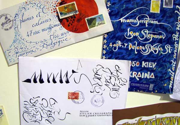kiev mail art 2011