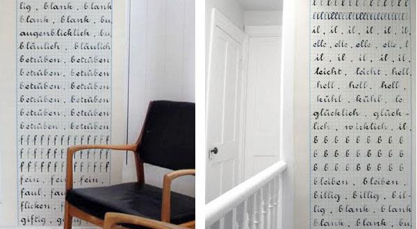 Cahier d'ecriture wallpaper