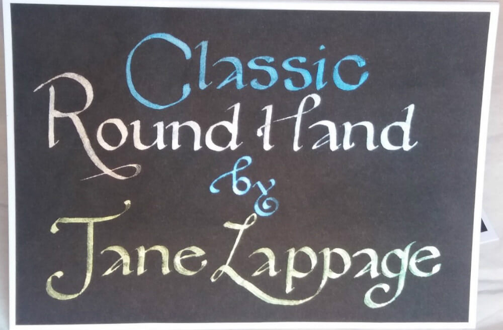 Classic Round Hand Course
