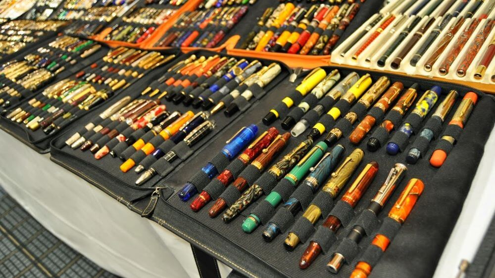 London Writing Equipment Show