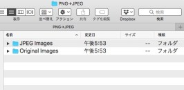 JPEG Images