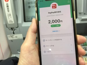 paypay charge