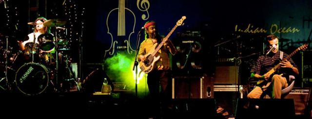 Indian Ocean Rock Band