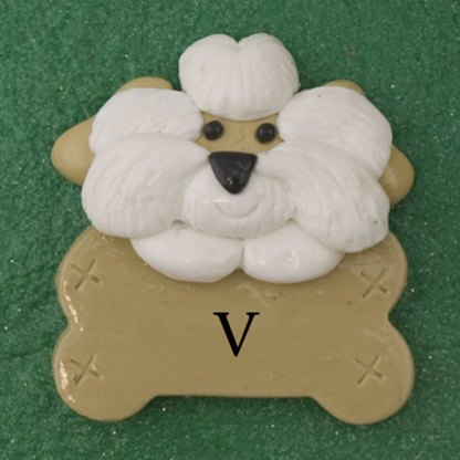 Our Family of 7 with 3 Pets Personalized Christmas Ornament-7022