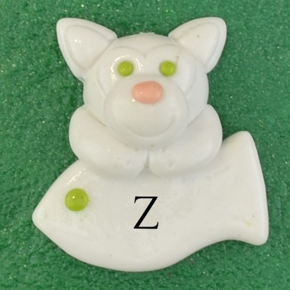 Our Family of 7 with 3 Pets Personalized Christmas Ornament-7023