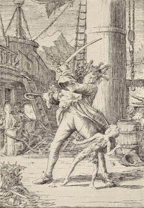Captain Hook, by F.D. Bedford [Public domain], via Wikimedia Commons
