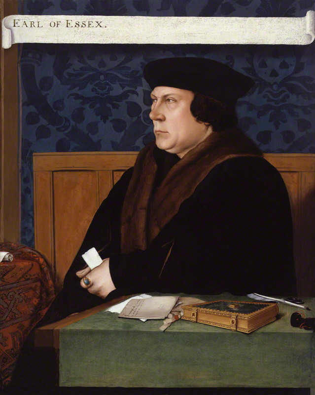after Hans Holbein the Younger, oil on panel, late 16th century (1533-1534)